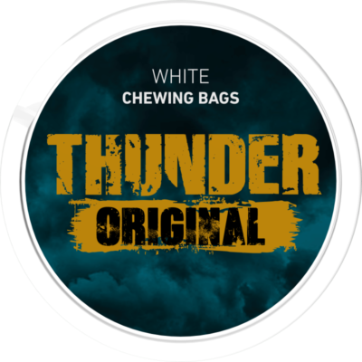 Thunder Original White Crew